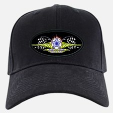 BlueStar Racing patch on a Baseball Hat