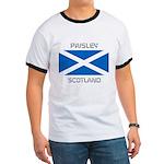 Paisley Scotland Ringer T