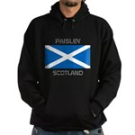 Paisley Scotland Hoodie (dark)