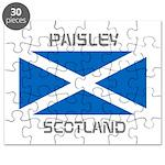 Paisley Scotland Puzzle