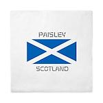 Paisley Scotland Queen Duvet