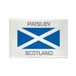 Paisley Scotland Rectangle Magnet (100 pack)