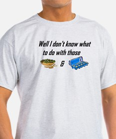 Tossed Salad & Scrambled Eggs T-Shirt