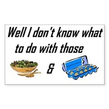 Tossed Salad & Scrambled Eggs Decal
