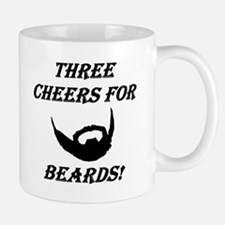 Three Cheers For Beards! Mug