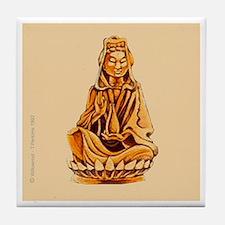 Kuan Yin Tile Coaster