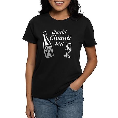 Chianti Me Women's Dark T-Shirt