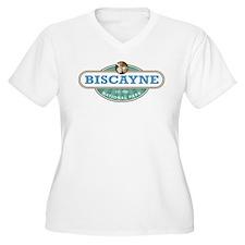 Biscayne National Park Plus Size T-Shirt
