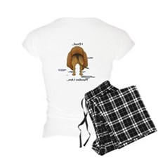 Bloodhound - I Drool Pajamas