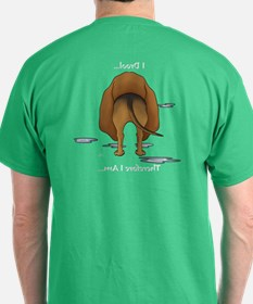 Bloodhound - I Drool T-Shirt