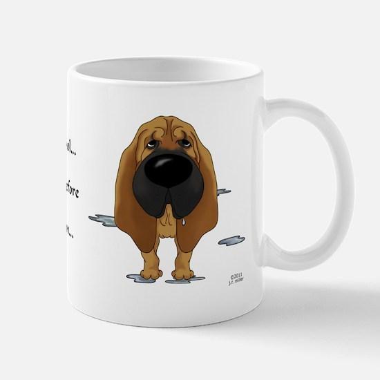 Bloodhound - I Drool Mug