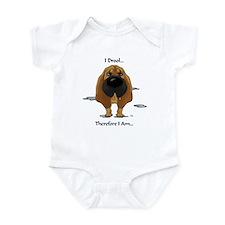 Bloodhound - I Drool Infant Bodysuit