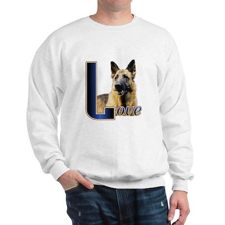 Gernan Shepherd Love Sweatshirt
