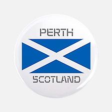 """Perth Scotland 3.5"""" Button"""