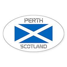 Perth Scotland Decal