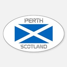 Perth Scotland Stickers