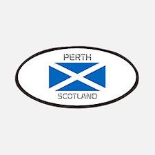 Perth Scotland Patches