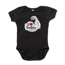 iloveprotein7755 Baby Bodysuit