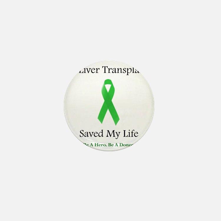LiverTransplantSaved Mini Button