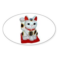 Lucky Cat Decal