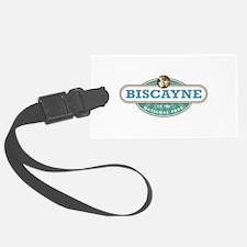 Biscayne National Park Luggage Tag