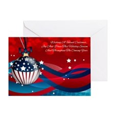 Customer Business Holiday Greeting Card