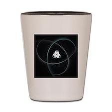 Tritium Shot Glass