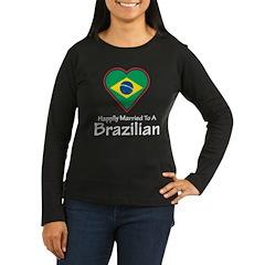 Happily Married Brazilian T-Shirt