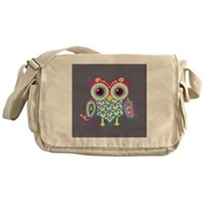 Eastern Owl Messenger Bag