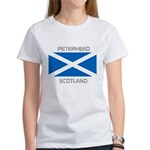 Peterhead Scotland Women's T-Shirt