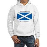 Peterhead Scotland Hooded Sweatshirt