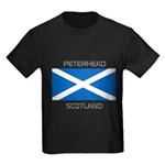 Peterhead Scotland Kids Dark T-Shirt