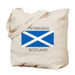 Peterhead Scotland Tote Bag