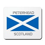 Peterhead Scotland Mousepad