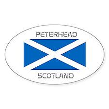 Peterhead Scotland Decal