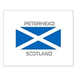 Peterhead Scotland Small Poster
