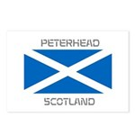 Peterhead Scotland Postcards (Package of 8)