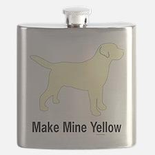YellMakeMine2 Flask