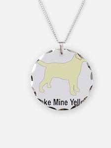 YellMakeMine2 Necklace