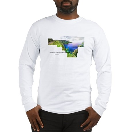 Road to Hana, Maui Long Sleeve T-Shirt