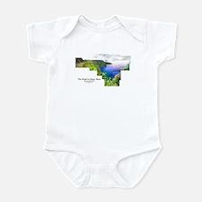 Road to Hana, Maui  Infant Bodysuit
