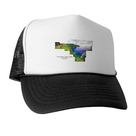 Road to Hana, Maui Trucker Hat