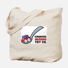 Choking Hazard Tote Bag