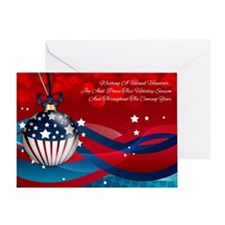 Volunteer Holiday Season Greeting Card