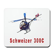 Schweizer 300C Mousepad