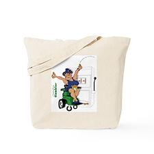 Grandma Gambler Tote Bag