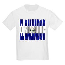 El Salvador Kids T-Shirt