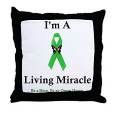 LivingMiracle Throw Pillow