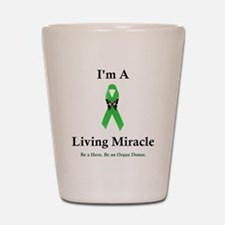 LivingMiracle Shot Glass