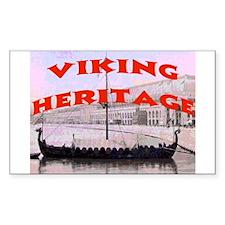 VIKING HERITAGE Decal